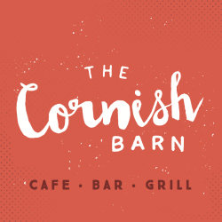 The Cornish Barn logo, Artist Residence Penzance