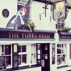 The Turks Head in Penzance